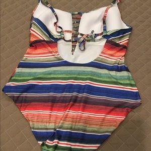 BECCA Swim - Women's Plus Size One Piece Swim Suit